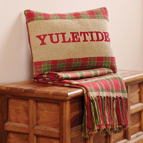 Robert Yuletide Pillow Cover 14x18