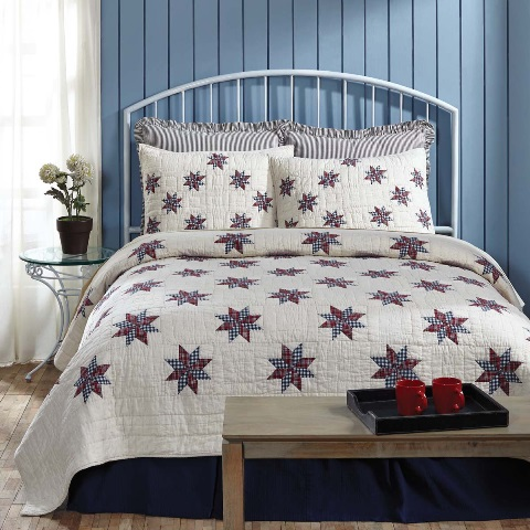 Lincoln Quilt Bedding