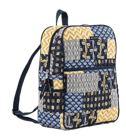 American Charm Quilted Back Pack Bag
