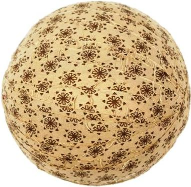 Cookie Cutter Fabric Ball 4-4 In ea. Set