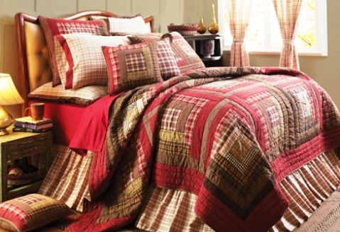 Tacoma Quilt Bedding