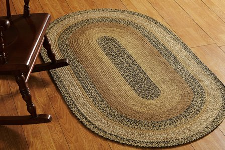 Kettle Grove Jute Oval Rug-Kettle Grove Jute Oval Rug