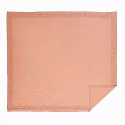 Adelia Apricot King Quilt
