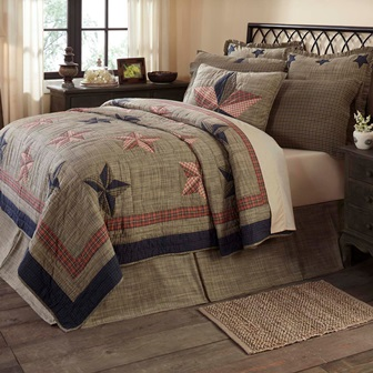 Vincent Quilt Bedding
