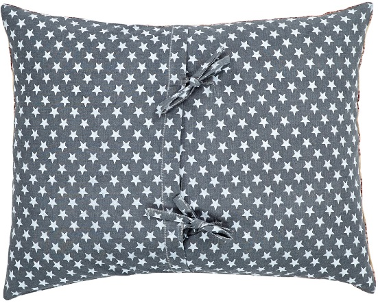 Independence Flag Filled Pillow 14x18