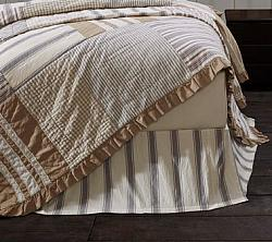 Grace Twin Bed Skirt-Grace Twin Bed Skirt