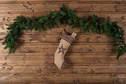 Clement Star Stocking-Clement Star Stocking