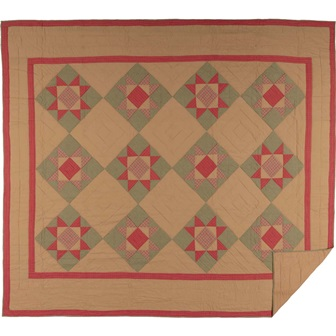 Dolly Star Luxury King Quilt-Dolly Star Luxury King Quilt